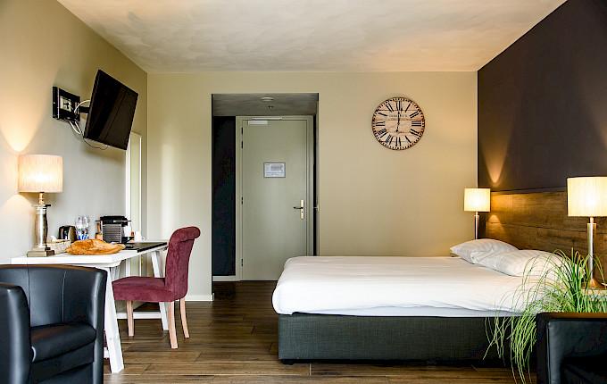 Mooie hotelkamer